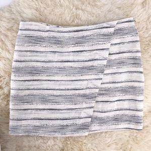 Gap Lightweight Tweed Skirt